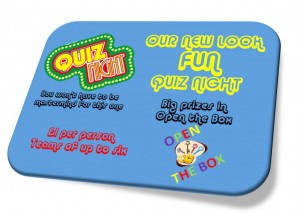 Fun Quiz Night Tile